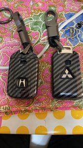 เคสกุญแจ Honda
